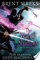 The Way of Shadows  The Graphic Novel