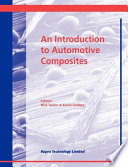 An Introduction To Automotive Composites Book PDF