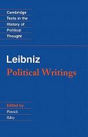 Leibniz: Political Writings