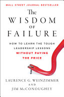 The Wisdom of Failure Pdf/ePub eBook