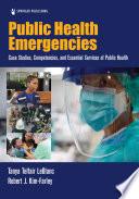 Public Health Emergencies