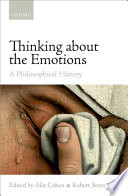 Thinking about the Emotions