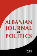 Albanian Journal of Politics