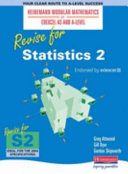 Revise for Statistics 2
