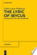The Lyric of Ibycus