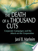 Read Online The Death of A Thousand Cuts For Free