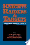 Knights  Raiders  and Targets