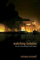 Watching Babylon