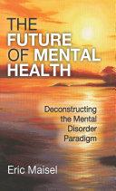 The Future of Mental Health