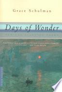 Days of Wonder Book