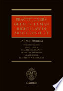 Practitioners Guide To Human Rights Law In Armed Conflict
