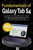 Fundamentals of Galaxy Tab S4