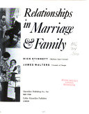 Relationships in Marriage   Family