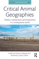 Pdf Critical Animal Geographies Telecharger