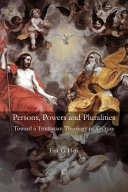 Persons Powers And Pluralities
