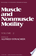 Muscle and Nonmuscle Motility