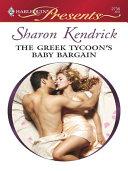 The Greek Tycoon's Baby Bargain Pdf/ePub eBook