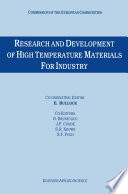 Research and Development of High Temperature Materials for Industry
