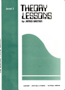Theory Lessons