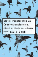 Erotic Transference and Countertransference
