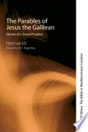 The Parables of Jesus the Galilean Book
