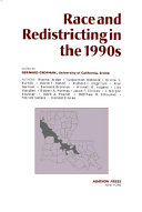 Race and Redistricting in the 1990s Pdf/ePub eBook