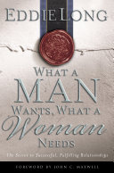 Pdf What a Man Wants, What a Woman Needs