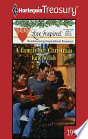 A Family for Christmas Book