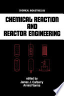 Chemical Reaction and Reactor Engineering Book