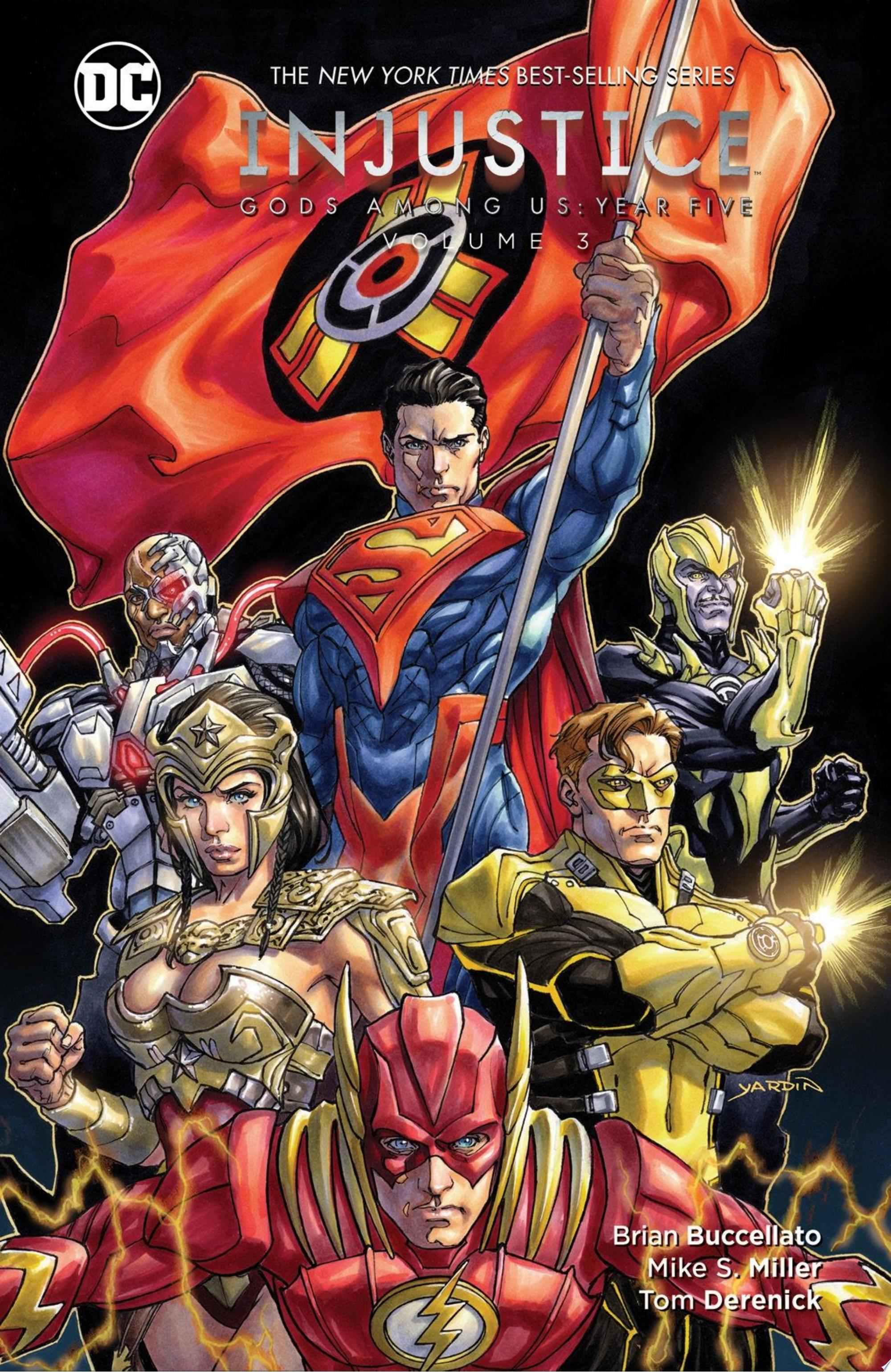Injustice  Gods Among Us  Year Five Vol  3