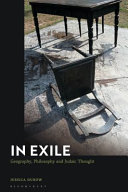 In exile : geography, philosophy and Judaic thought / Jessica Dubow