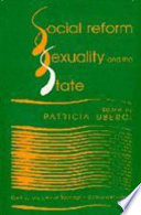 Social reform, sexuality, and the state