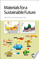 Materials for a Sustainable Future