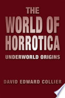 The World Of Horrotica Book PDF