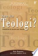 Apa itu teologi?