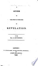 A Guide to the Study of the Book of Revelation