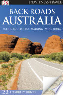 Back Roads Australia Book