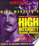 Mike Mentzer's High Intensity Training Program