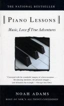 Piano Lessons Book