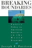 Pdf Breaking Boundaries