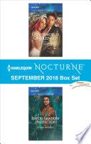 Harlequin Nocturne September 2016 Box Set