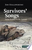 Survivors  Songs