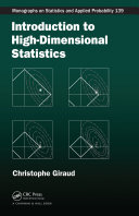 Introduction to High-Dimensional Statistics
