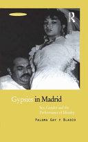 Gypsies in Madrid