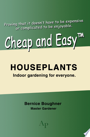 Download Cheap And Easytm Houseplants Free Books - E-BOOK ONLINE