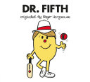 Doctor Who  Dr  Fifth  Roger Hargreaves