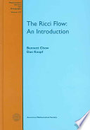 Cover of The Ricci Flow