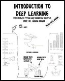 Introduction to Deep Learning  Black White Version  Book