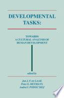 Developmental Tasks Book PDF