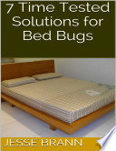 7 Time Tested Solutions for Bed Bugs Book PDF